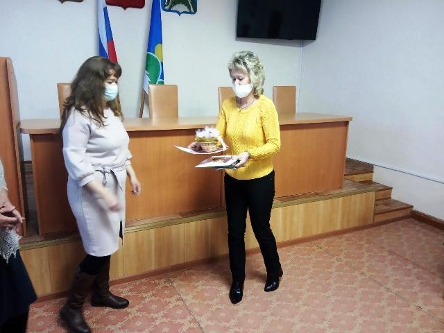 Мария Алексеевна Новоселова