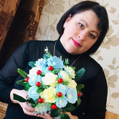 Оксана Подволоцкая