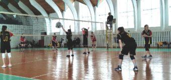 Волейбол в Верхошижемье