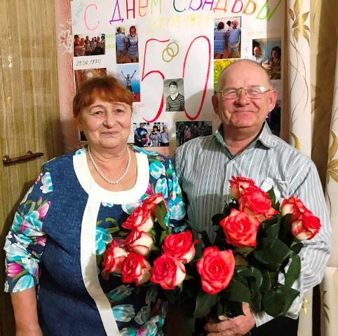 супруги Шубины из поселка Верхняя Волманга