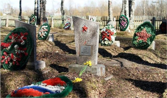 Могила Семёна Рулёвва