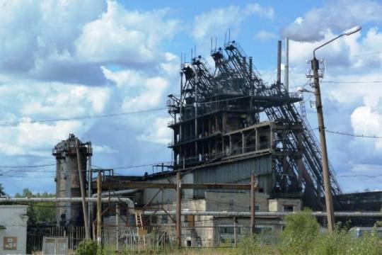 Моломский лесохимический завод