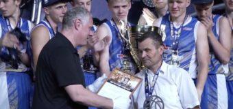 Стали чемпионами России