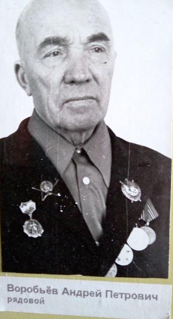 Андрей Петрович Воробьев