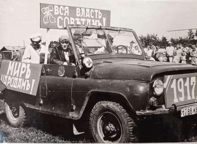 История рождения стадиона в Опарино