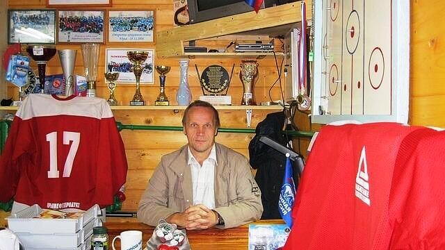 Валерий Ильич Соколов