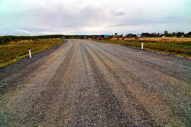 Дорога Опарино – Альмеж