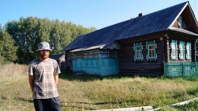 самый молодой житель Алексей